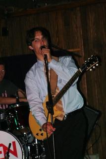 lead singer of Den
