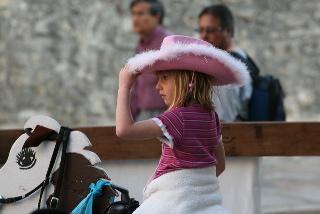 Ride 'Em Cowgirl!