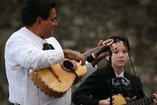 wonderful Mariachi band