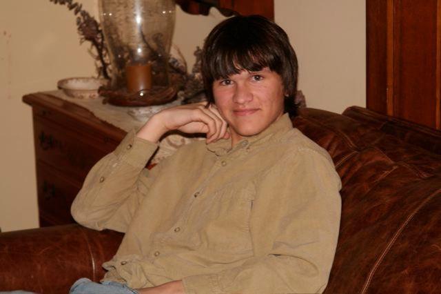 Peyton 16 years