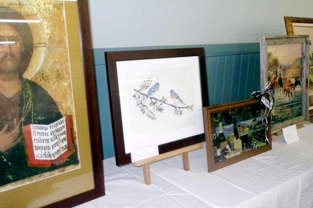 Live Auction Art