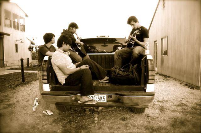 Peyton, Eddie, Levi and Chris