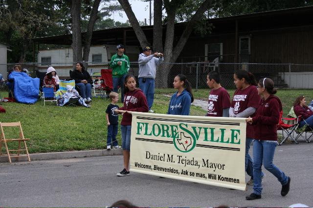 Mayor's banner