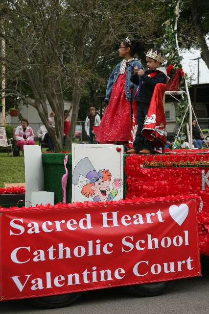 Sacred Heart School Valentine Court